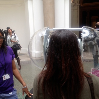 The Listening Ears at Tate Britain (2012)