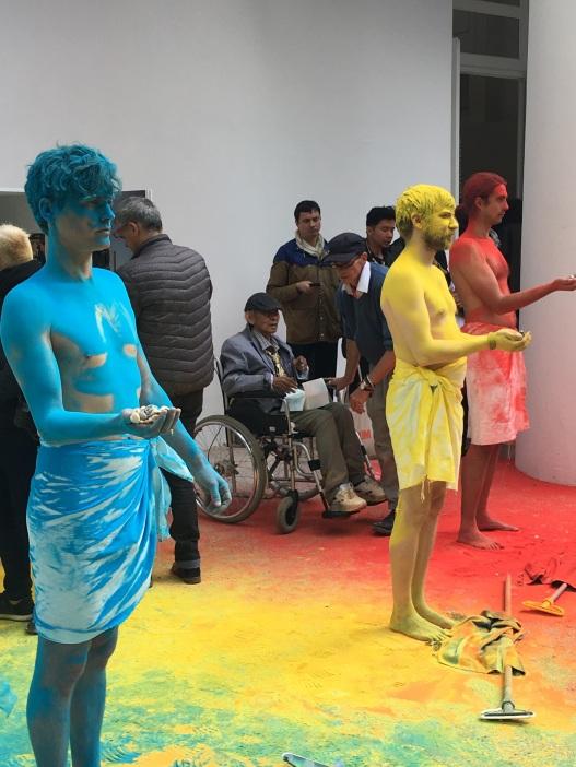 Opening of Viva Arte Viva