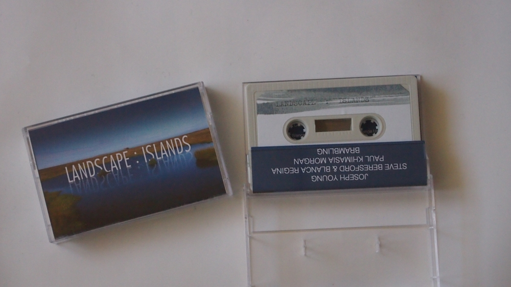 Landscape : Islands cassette