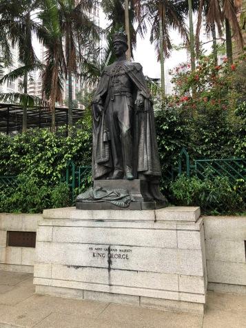 King George Hong Kong
