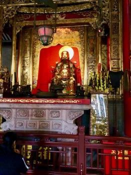 Temple Huangzhou